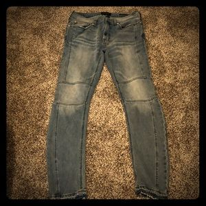 Men's PACSUN Jeans - Stacked Ergo 31x32